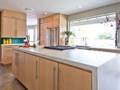 Photos Of Concrete Kitchen Countertops
