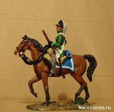 Trooper, Bavarian Chavau-Legers, 1792 Del Prado: Cavalry of the Napoleonic Wars