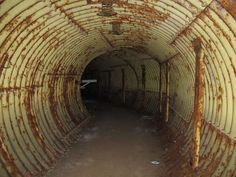 This abandoned ICBM silo is even scarier without the nukes inside ...