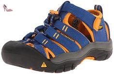 Keen newport h2 24 enfants chaussures de loisirs sandales true blue - - true blue / dark cheddar, 24 - Chaussures keen (*Partner-Link)