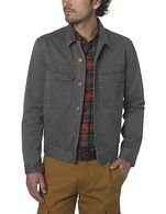 Dockers® Alpha Trucker Jacket  - Hurricane - Get immaculate discounts up to 40% Off at Dockers using Coupon and Promo Codes.