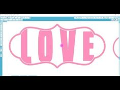 In this video I demonstrate how to crop letters/words to Complex shapes and include the original frame to finish off the look. Send Video Request/questions t. Silhouette Studio, Silhouette Cameo, Letters, Shapes, This Or That Questions, Words, Videos, Youtube, Video Tutorials