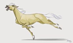 The Polarkeet Den: Running horse      ★ || CHARACTER DESIGN REFERENCES™ (https://www.facebook.com/CharacterDesignReferences & https://www.pinterest.com/characterdesigh) • Love Character Design? Join the #CDChallenge (link→ https://www.facebook.com/groups/CharacterDesignChallenge) Share your unique vision of a theme, promote your art in a community of over 50.000 artists! || ★