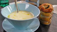 Suppe med ovnsbakt squash Zucchini, Fondue, Food Inspiration, Squash, Cheese, Ethnic Recipes, Easy, Supper, Hygge