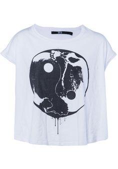 Iron-Fist Balance-Crop - titus-shop.com  #TShirt #FemaleClothing #titus #titusskateshop