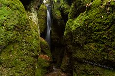 Drachenschlucht - Thüringer Forest - Eisenach - Germany