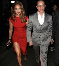 jlo in.....red