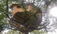Holiday tree houses - Morbihan - Nijal | Dihan - Morbihan - Brittany
