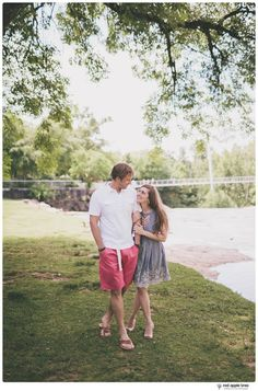 red apple tree photography: Britni + Ryan Engagement, downtown Greenville SC
