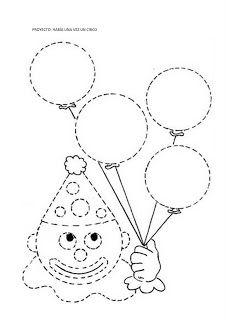 El rincón de infantil: Habia una vez un circo Bilingual Classroom, Bilingual Education, Home Daycare, Let's Pretend, Study Materials, Learning Spanish, Drawing For Kids, Designs To Draw, Kindergarten