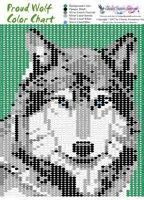 Image result for Wolf Native American Beading Patterns Printable
