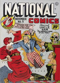 """DC will be publishing a new anthology series that will explore the """"New52"""" world entitled """"National Comics"""" (Via CBR) - fascinating to see this resurgence of anthologies. In the Golden & Silver Ages, most series published were anthologies. When the hero became a hit, they got their own series."""
