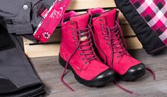 Femmes Bottines Schnürboots Worker Boots Bottes Loisirs Booty Trendy Chaussures