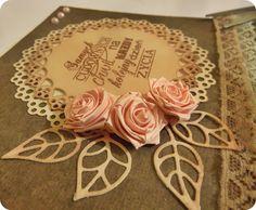 Rękodzieło z pasją: Quilling róże