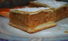 A 7 LEGFINOMABB ALMÁS SÜTEMÉNY! EGYTŐL EGYIG KÁPRÁZATOSAK! Egg And I, Hungarian Recipes, Cake Cookies, Sour Cream, Allergies, Cheesecake, Food And Drink, Pie, Banana