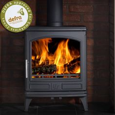 ACR Ashdale SE Multi Fuel / Woodburning Stove