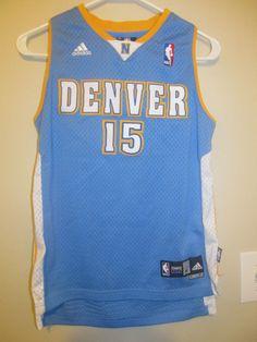 8be1d0c62 Carmelo Anthony - Denver Nuggets Authentic jersey - Adidas Youth medium   adidas  DenverNuggets Denver