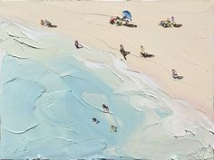 Check out 'Camp Cove Study 2 (16.10.17) Plein Air' by Sally West at KAB Gallery