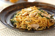 香港焼きそばのレシピ・作り方 - 簡単プロの料理レシピ   E・レシピ