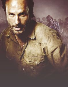 Rick and the Dead - The Walking Dead
