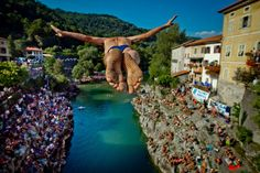 Kanal ob Soci, Slovenia