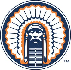 The chief is no more, but still lives on in the hearts of Illini fans. Politically correct or not, the chief logo was one damn fine example of design.