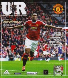2015/16-united-v-ASTON-VILLA-16th-April-2016 programme
