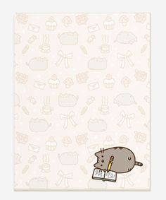 @Maryse Samuel :D Writer Pusheen notepad