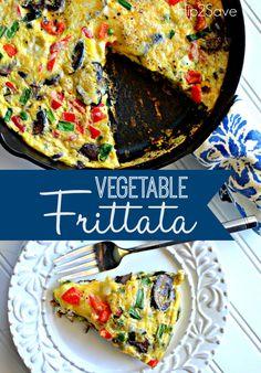 Vegetable Frittata (Meatless Monday