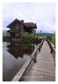 Rumah air danau tondano