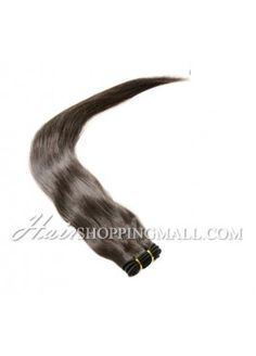"#2 10""-24"" Indian Remy Hair wefts extensions Straight[WT2ST]"