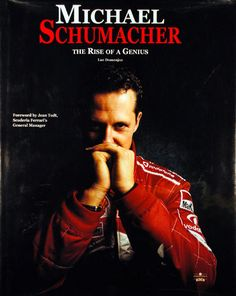Michael Schumacher The Rise of a Genius by Luc Domenjoz