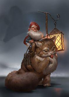 Versao-Nordica-de-Harry-Potter (4) Dagfinn Snauholt, o Guardião das Chaves e Luzes