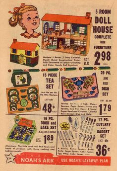 .1955 toys