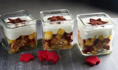 Ananas-Granatapfel-Tiramisu Rezept | Dr.Oetker