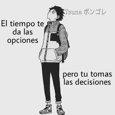 Eres dueño de tus decisiones