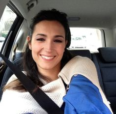 Caterina Balivo - via her FB page
