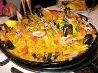 Paella valenciana - Recetas Puertoriqueñas - Puerto Rican Recipes