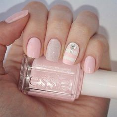 The top 7 most popular summer nail polish colors 2020 Shellac Nail Designs, Shellac Nails, Nail Polish, Nail Art Designs, Fancy Nails, Pink Nails, Cute Nails, Pretty Nails, Hair And Nails