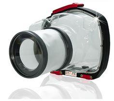 waterproof dslr case