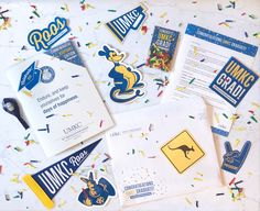 "Print to celebrate! Were proud to share this amazing ""virtual"" commencement package from UMKC. Congrats to all of the 2020 graduates out there!"