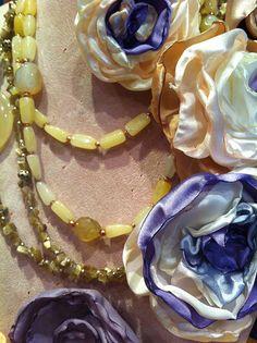 Yiousouri Thessaloniki, Fabric Jewelry, Jewelry Shop, Greece, Chain, Diy, Fashion, Greece Country, Moda