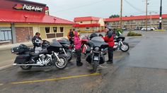 Stopping for some Pizza....2015 Sturgis 75th Anniversary