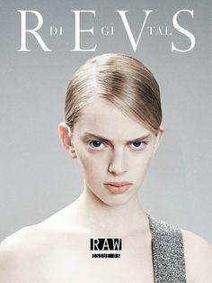 REVS Magazine - REVS digital #3 June 2014 Covers