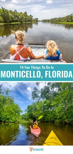 14 Top Things To Do In Monticello Florida (  where to stay)