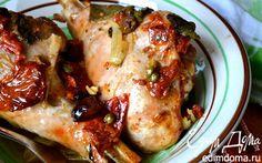Ароматная индейка в духовке | Кулинарные рецепты от «Едим дома!»