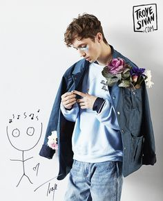 Interview: The Internet's BFF, Troye Sivan. | Coup De Main Magazine