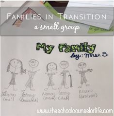 Another small group I offer in addition to Lunch Bunch is my Families in Transition (FIT) group. FIT groups are for students who are facing or have faced transitions in their home lives, such as di...