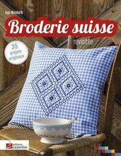 Resultado de imagen para broderie suisse schemi gratis