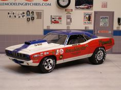 photos of sox & martin drag cars | Sox & Martin Cuda